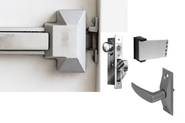 door harney hardware commercial collections locks