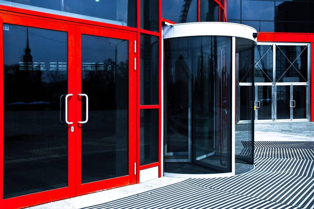 Commercial Aluminum Store Front Doors Commercial Door Repair Toronto