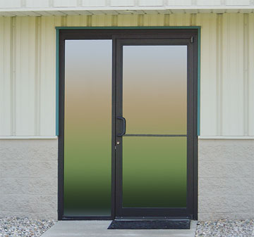 Commercial Aluminum Glass Doors Commercial Door Repair