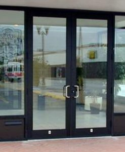 Commercial Aluminum Doors Repair Toronto