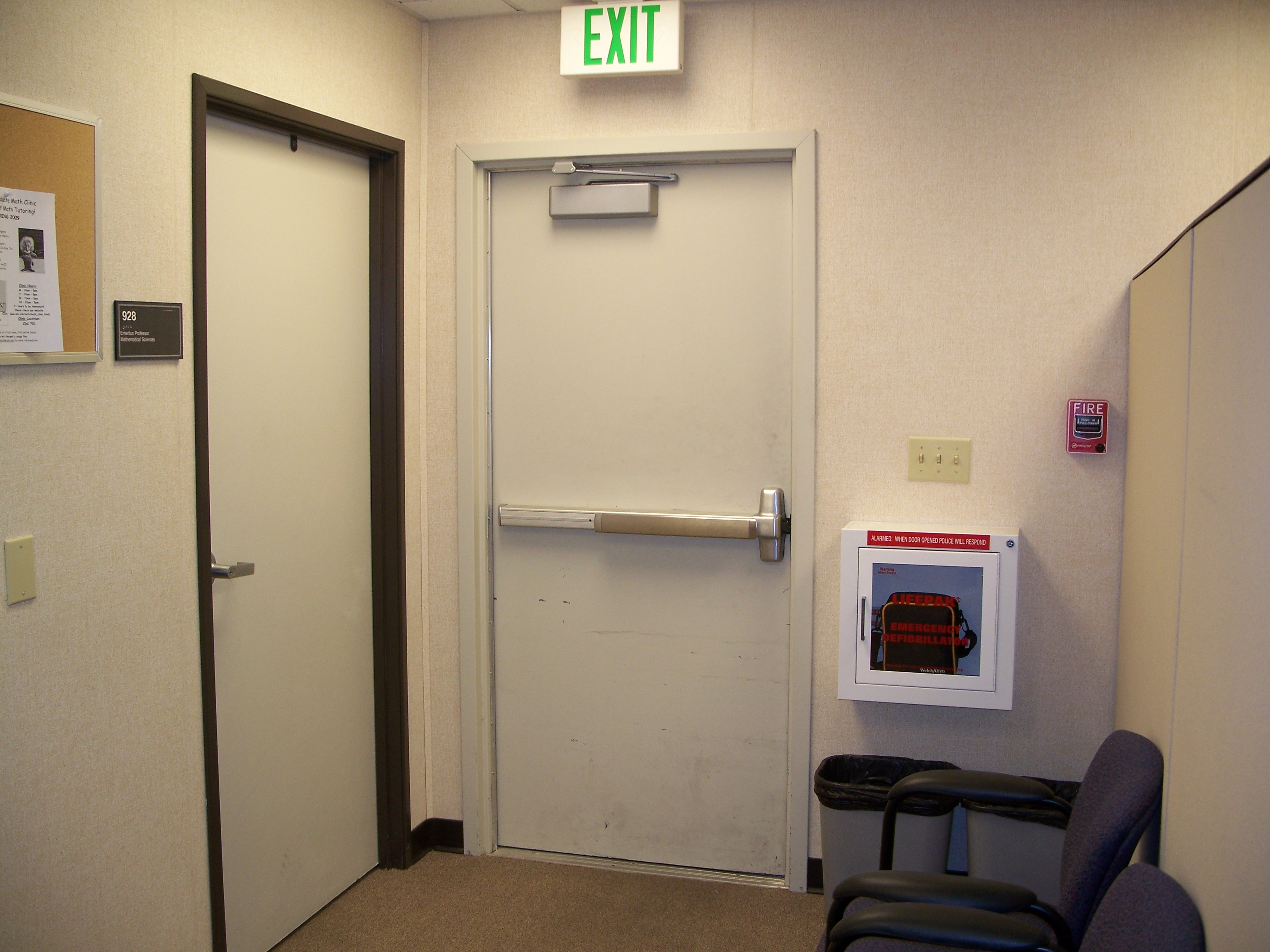 Fire Rated Door Commercial Door Repair Toronto