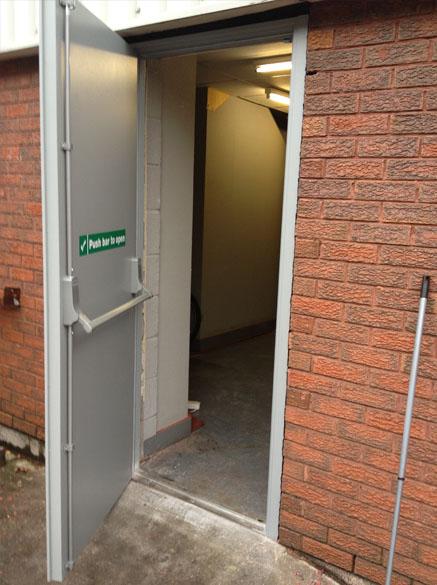 Fire Rated Door Commercial Door Repair Toronto