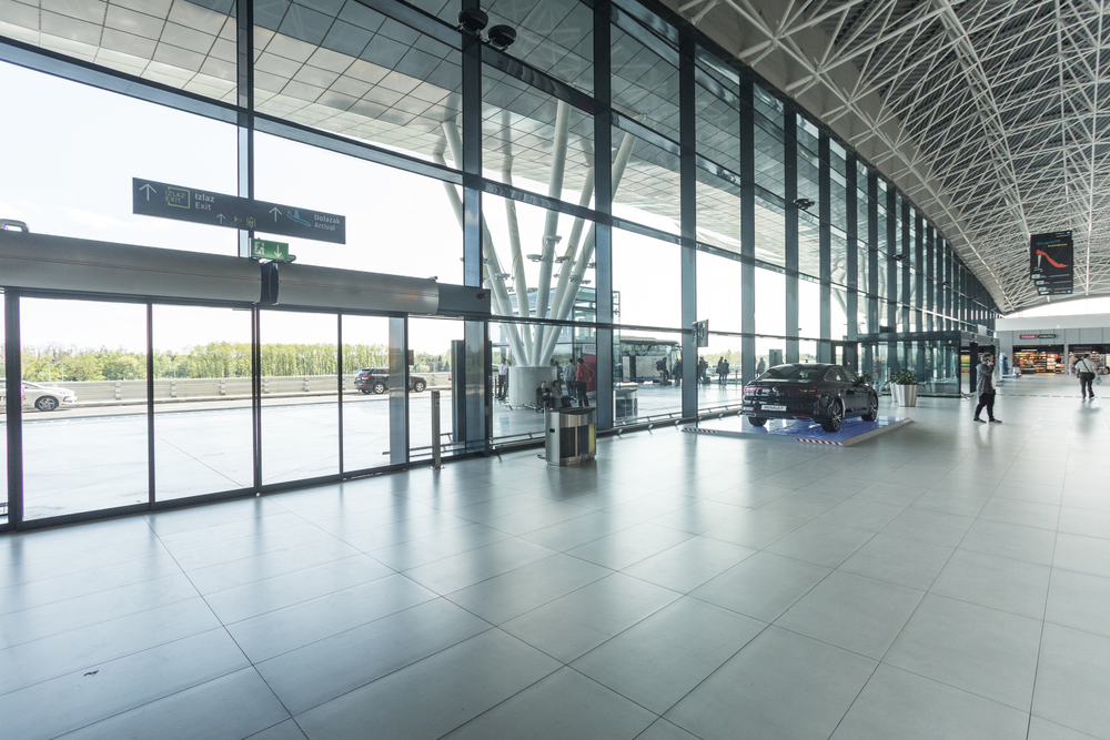 Division 8 Commercial Glass And Glazing Glass Entrance Doors